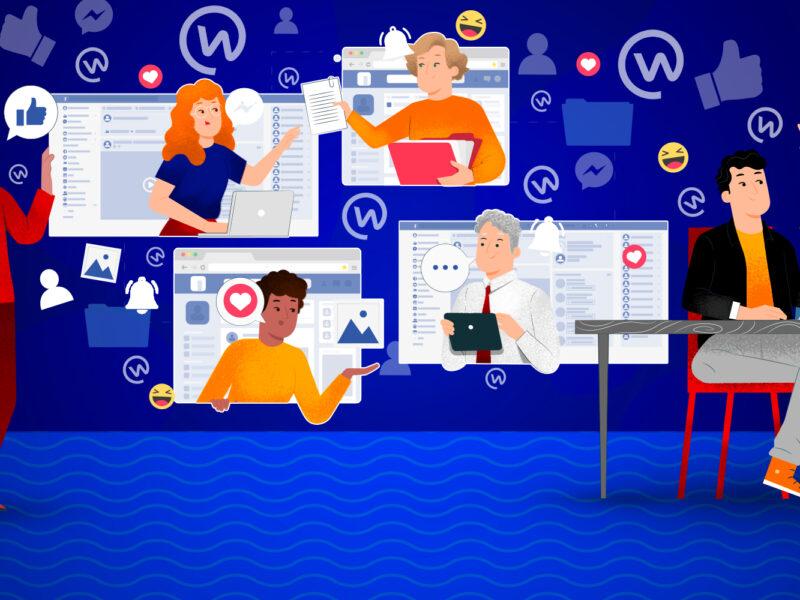 Cos'è e come funziona Workplace di Facebook.